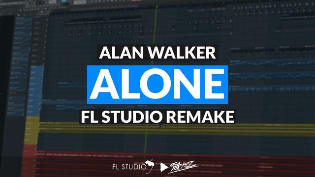 "Featured image for ""Alan Walker – Alone  (FL Studio Remake)"""