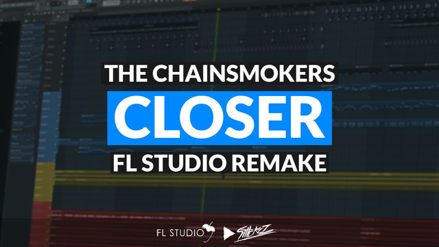 """Featured image for """"The Chainsmokers ft. Halsey – Closer (FL Studio Remake)"""""""