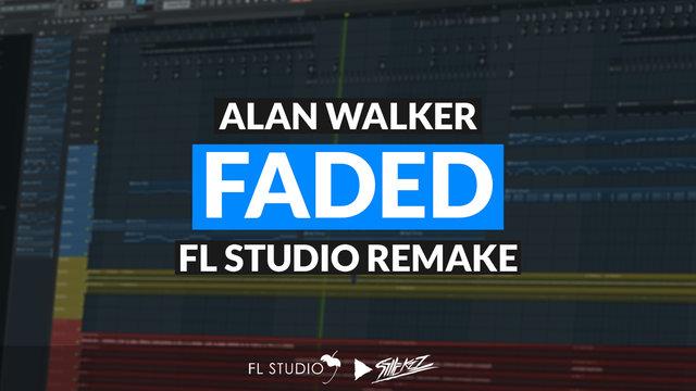 "Featured image for ""Alan Walker – Faded (FL Studio Remake)"""