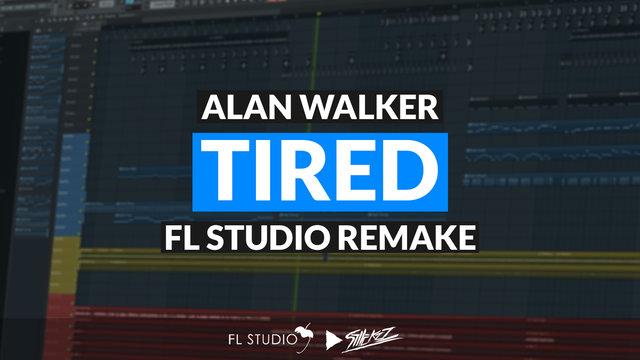 "Featured image for ""Alan Walker – Tired (FL Studio Remake)"""
