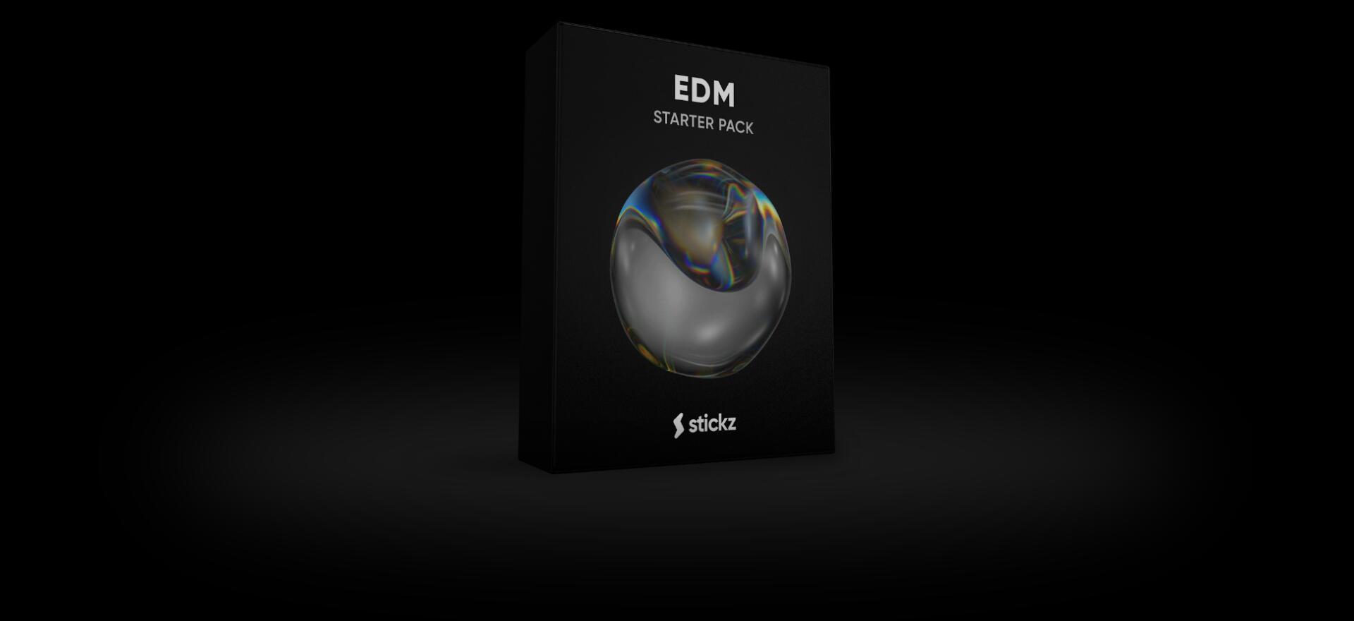 EDM Starter Pack - Box Artwork